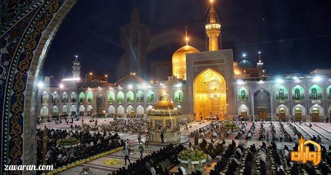قیمت هتل های مشهد برای دی ماه 98