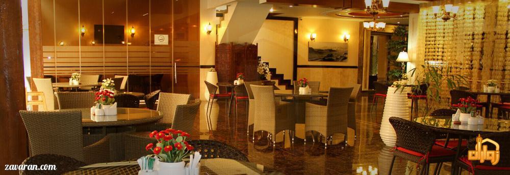 کافی شاپ هتل درویشی مشهد