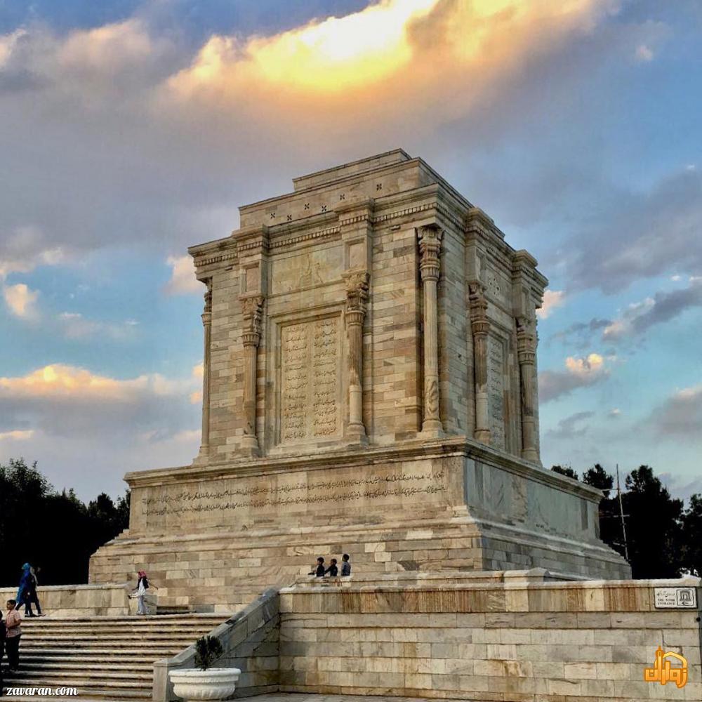مهم ترین اماکن تاریخی مشهد