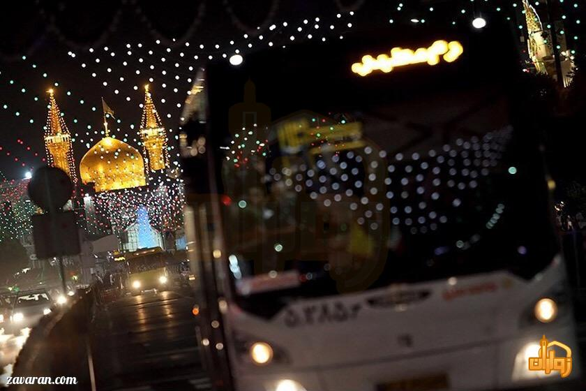 تخفیف هتل های مشهد در آذر