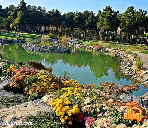 باغ گیاه شناسی در مشهد