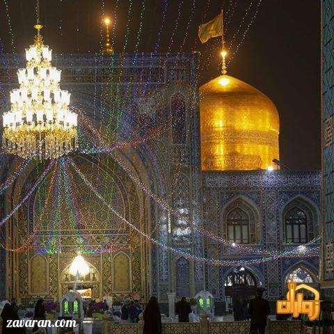 معرفی هتل سقا مشهد