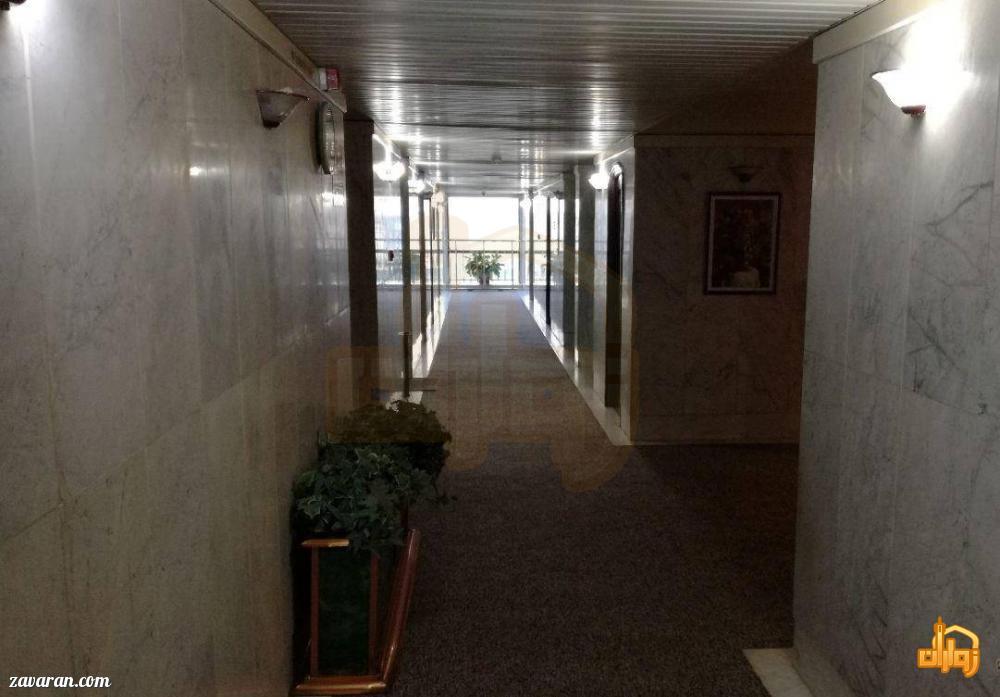 راهروهای هتل اطلس مشهد