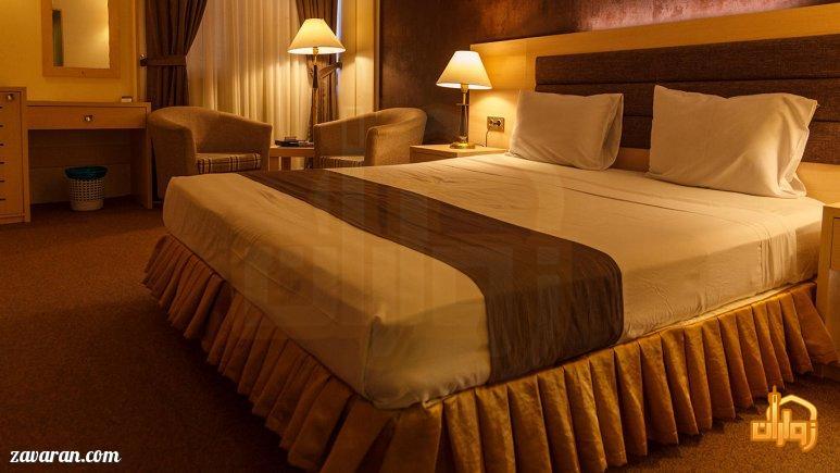 رزرو اتاق در هتل اطلس مشهد