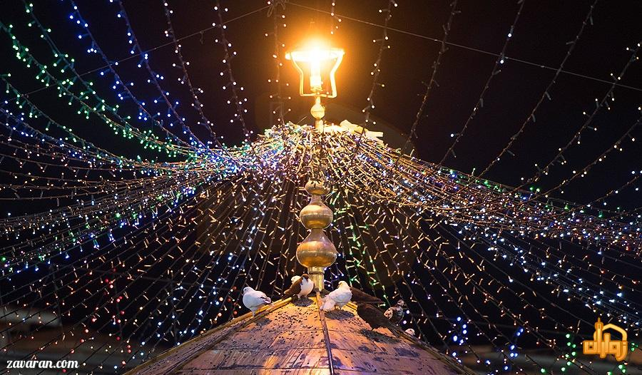 قیمت هتل های مشهد برای عید غدیر