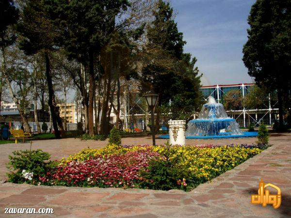 باغ ملی مشهد