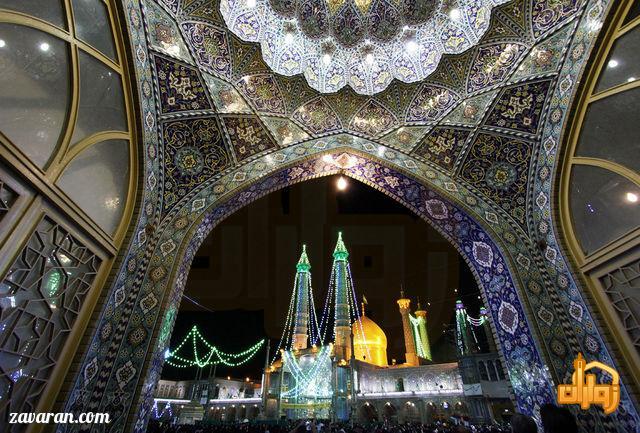قیمت هتل دو ستاره در مشهد برای نیمه دوم خرداد