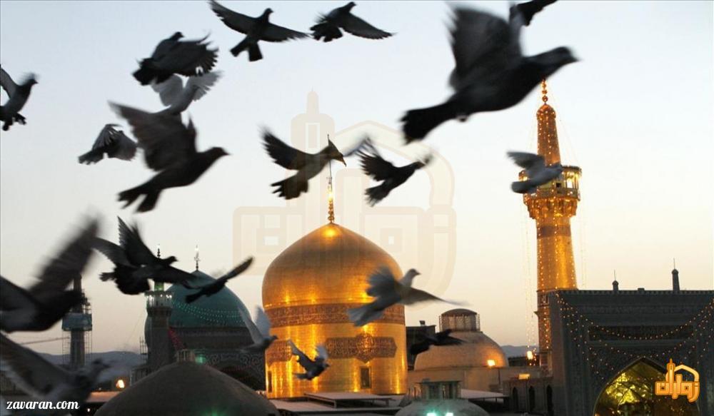 معرفی هتل یزدان مشهد