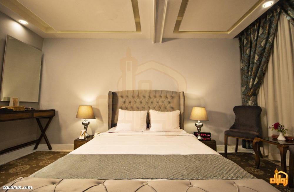 رزرو اتاق دو تخته هتل تارا مشهد