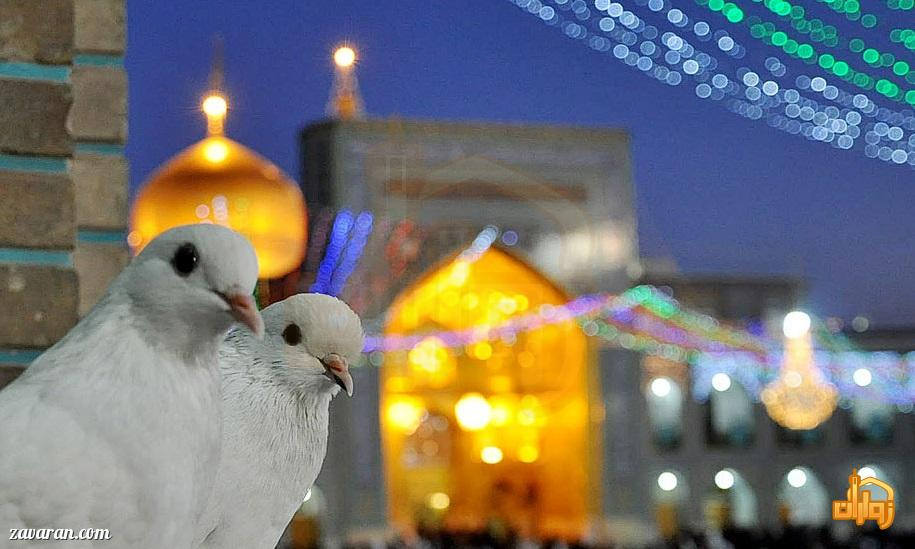 قیمت هتل های مشهد برای هفته اول بهمن ماه