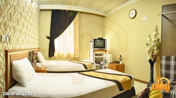 رزرو هتل پاویون مشهد