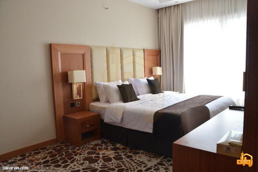 رزرو اتاق دو تخته هتل سارینا مشهد