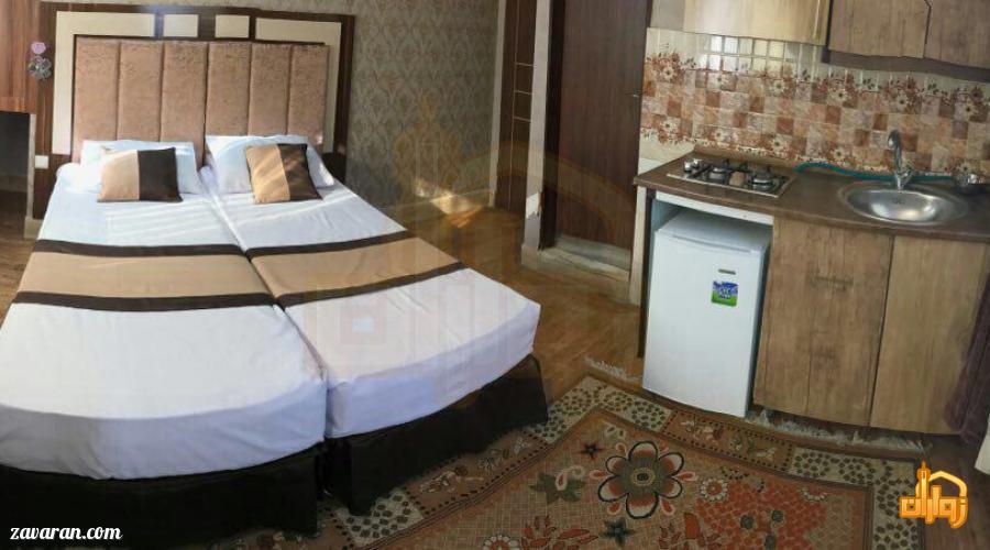 هتل آپارتمان شاد مشهد