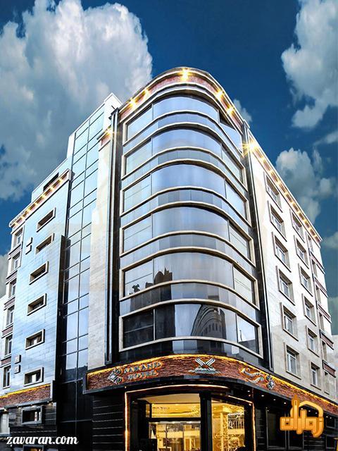 هتل سهند1 مشهد