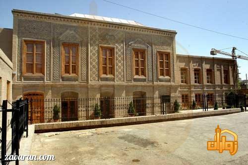 خانه ملک در مشهد