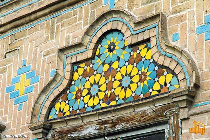 خانه تاریخی اردکانی مشهد
