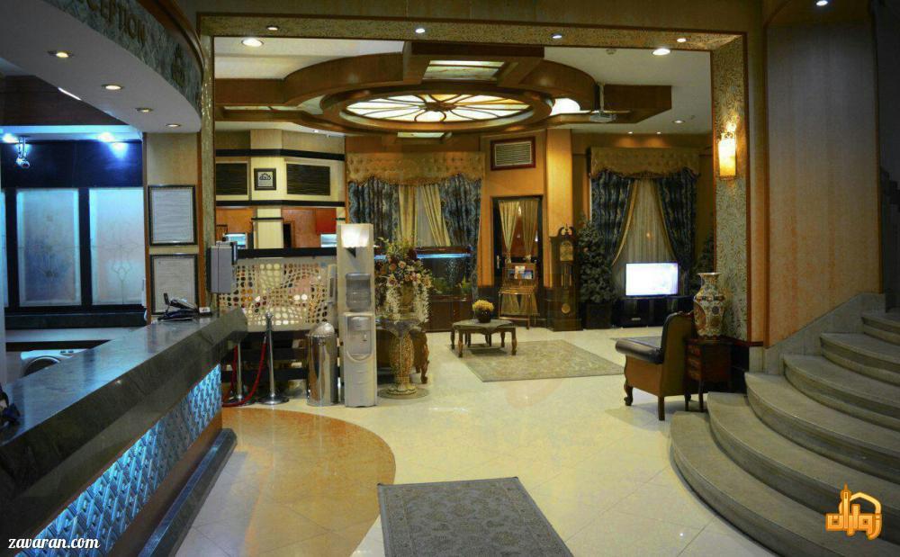 هتل آپارتمان کنعان در مشهد