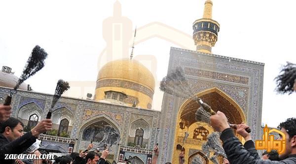 قیمت هتل در مشهد برای اربعین