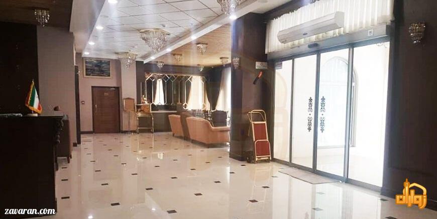 معرفی هتل سی و سه پل مشهد