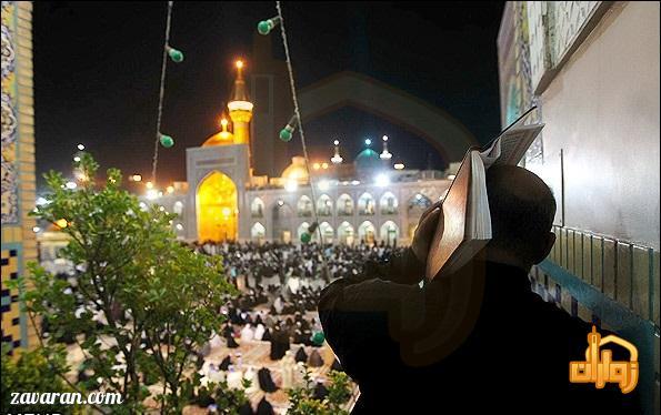 قیمت هتل برای شب قدر در مشهد
