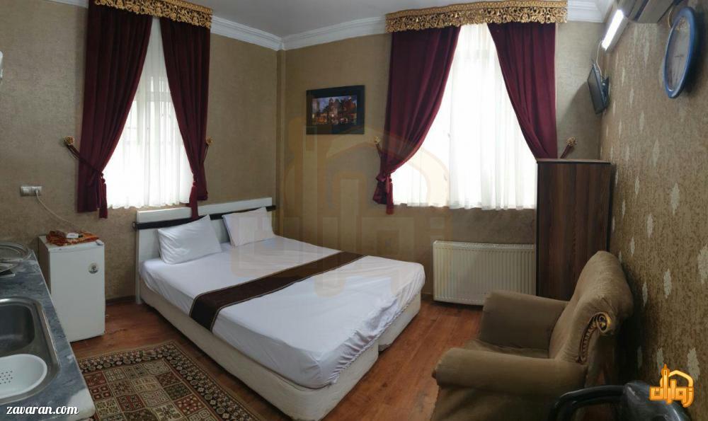 هتل آپارتمان درویش مشهد