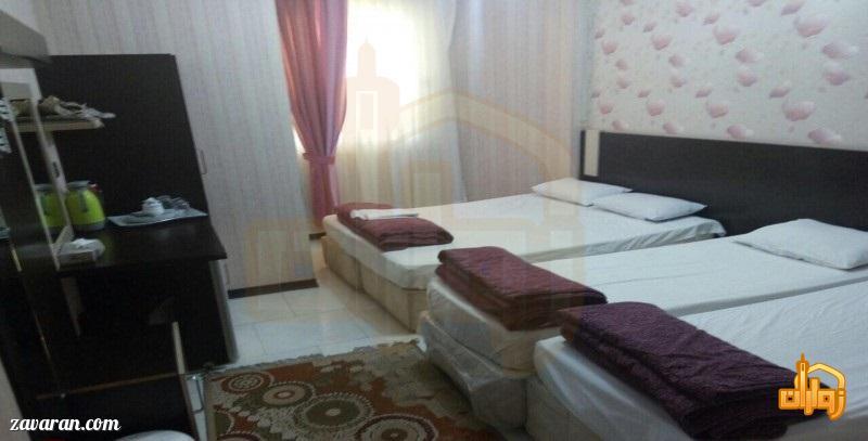هتل آپارتمان رنگین کمان مشهد