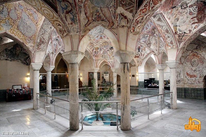 حمام موزه قلی بیگ