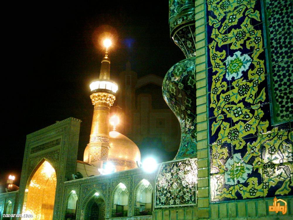 قیمت هتل در مشهد در آذرماه