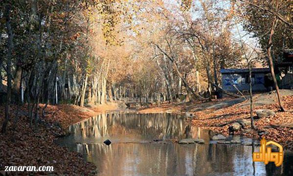 پارک جنگلی وکیل آباد مشهد
