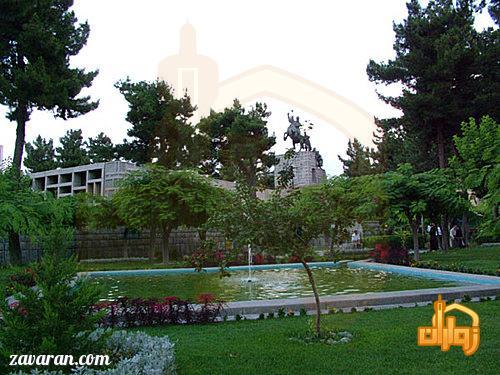 باغ نادری مشهد