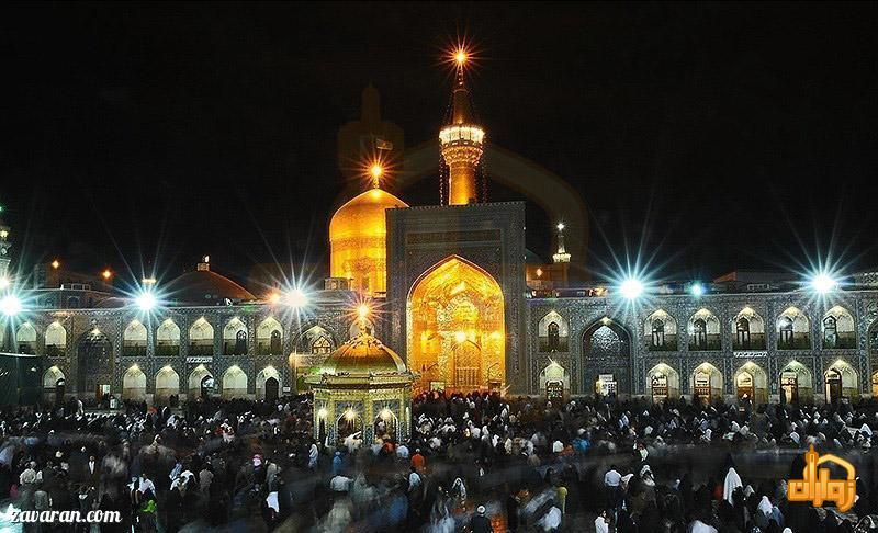 قیمت هتل در مشهد برای تاسوعا و عاشورا
