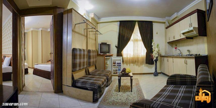 هتل پاویون مشهد