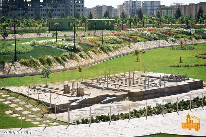 پارک مینیاتوری مشهد
