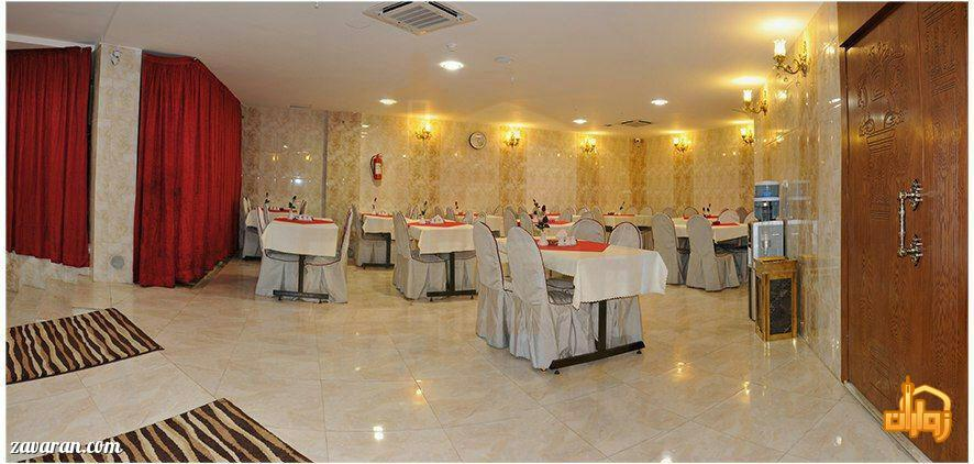 رستوران هتل تاج مشهد