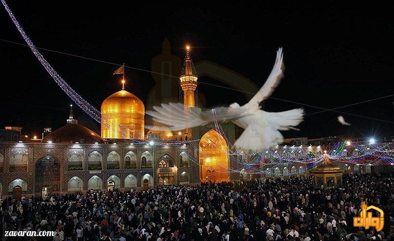 قیمت هتل برای عید فطر در مشهد