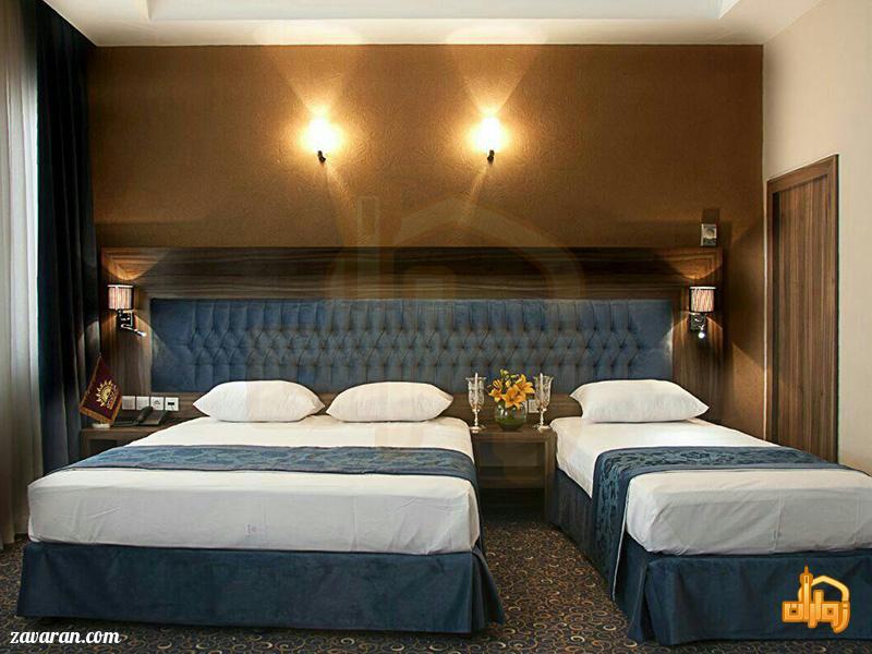 هتل ایران زمین مشهد