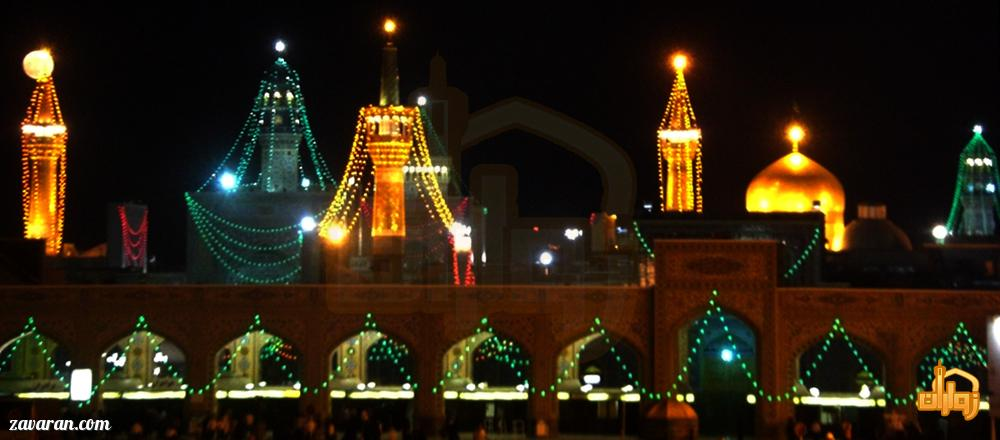معرفی هتل تاج مشهد