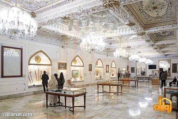 موزه اشیا در حرم امام رضا(ع)