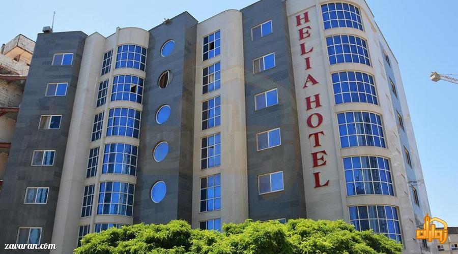 معرفی هتل هلیا مشهد