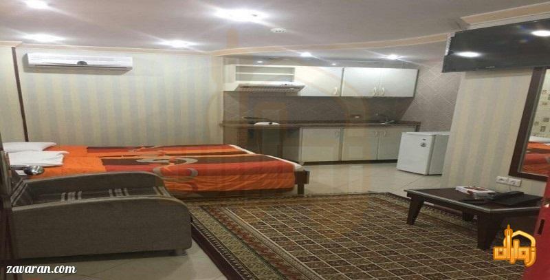 رزرو هتل آپارتمان سفرا طلایی مشهد