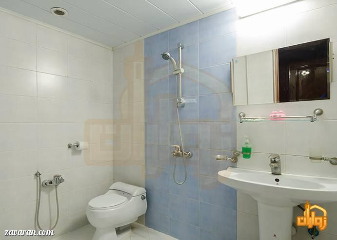 سرویس بهداشتی اتاق های هتل هلیا مشهد