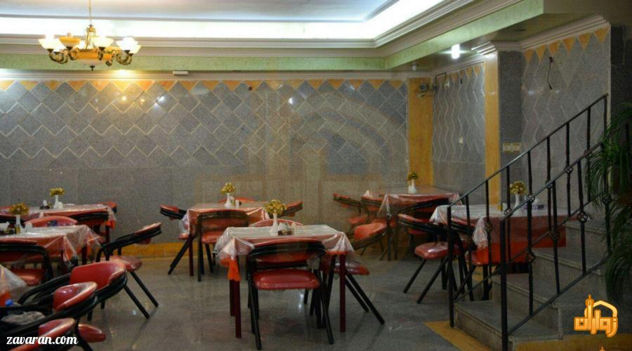 رستوران هتل ترنج مشهد