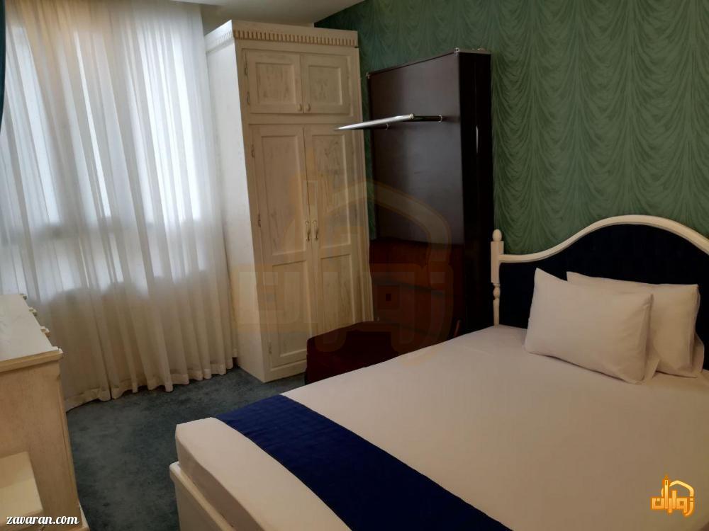 رزرو اتاق دو تخته هتل آپارتمان سلما مشهد