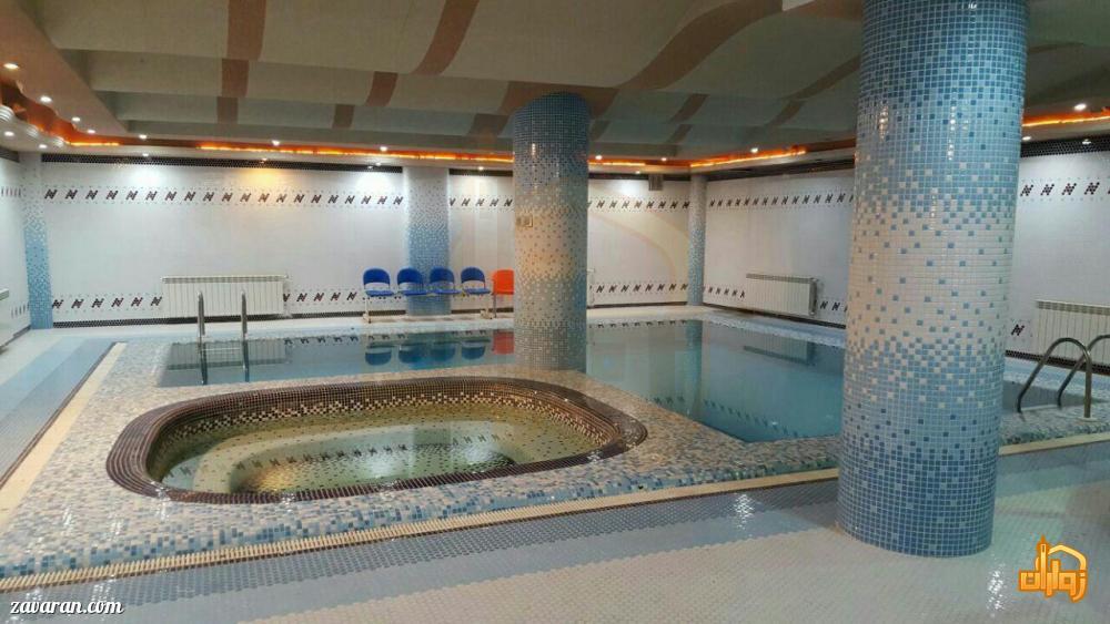 مجموعه آبی هتل آپارتمان سفرا طلایی مشهد