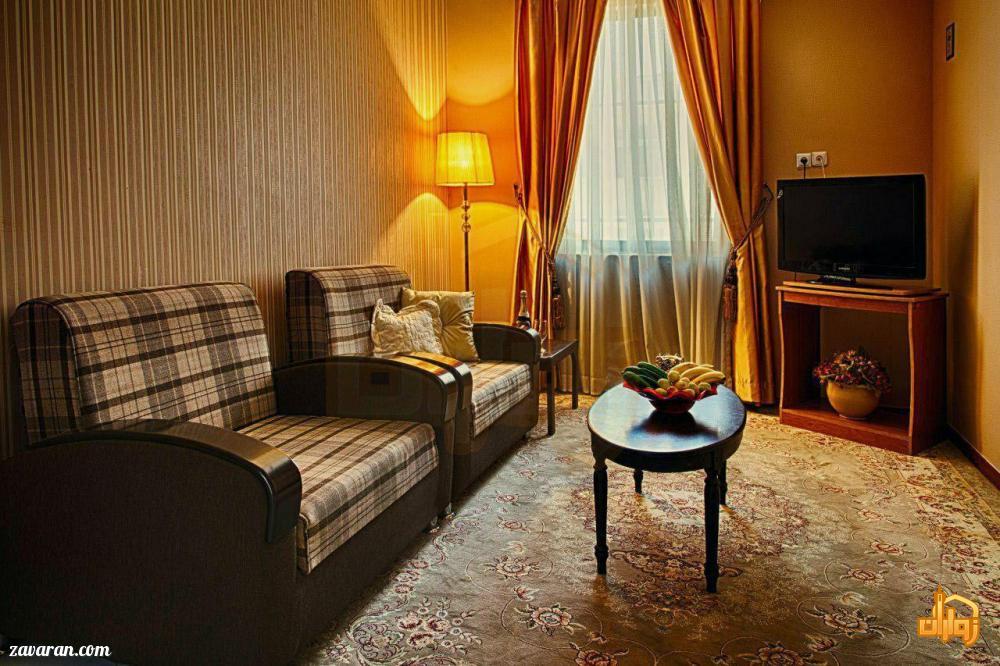 رزرو هتل سه ستاره صدر مشهد