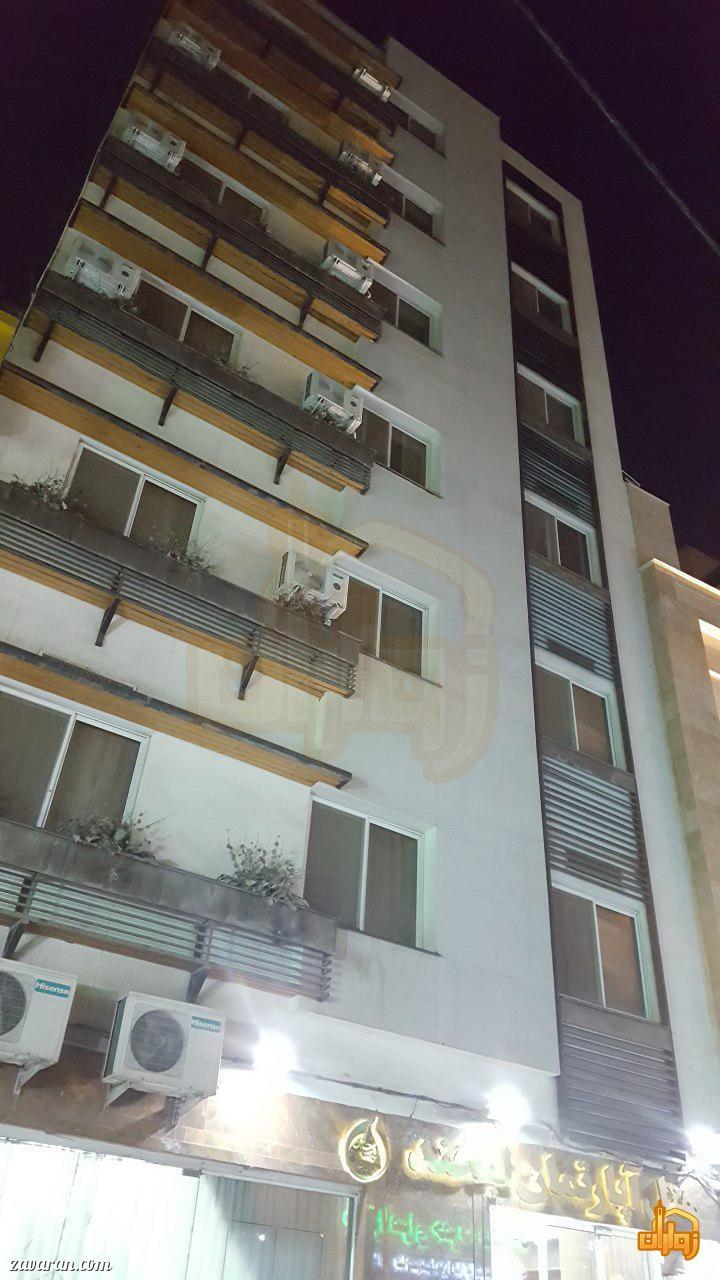 ساختمان هتل آپارتمان لبخند مشهد
