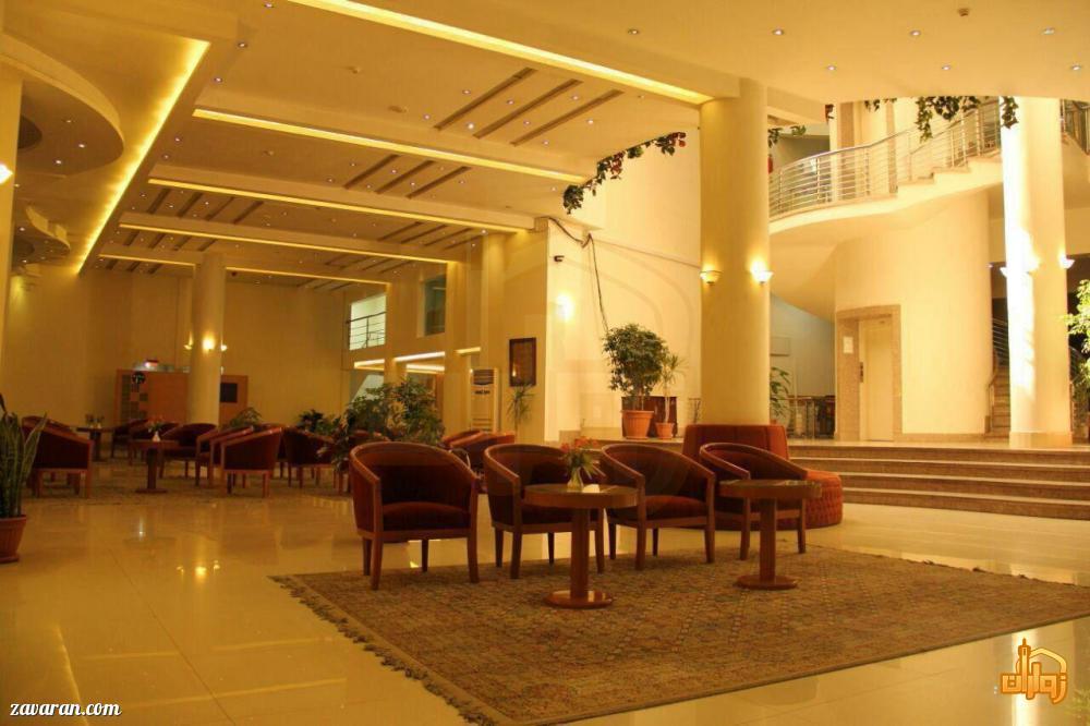لابی هتل صدر مشهد