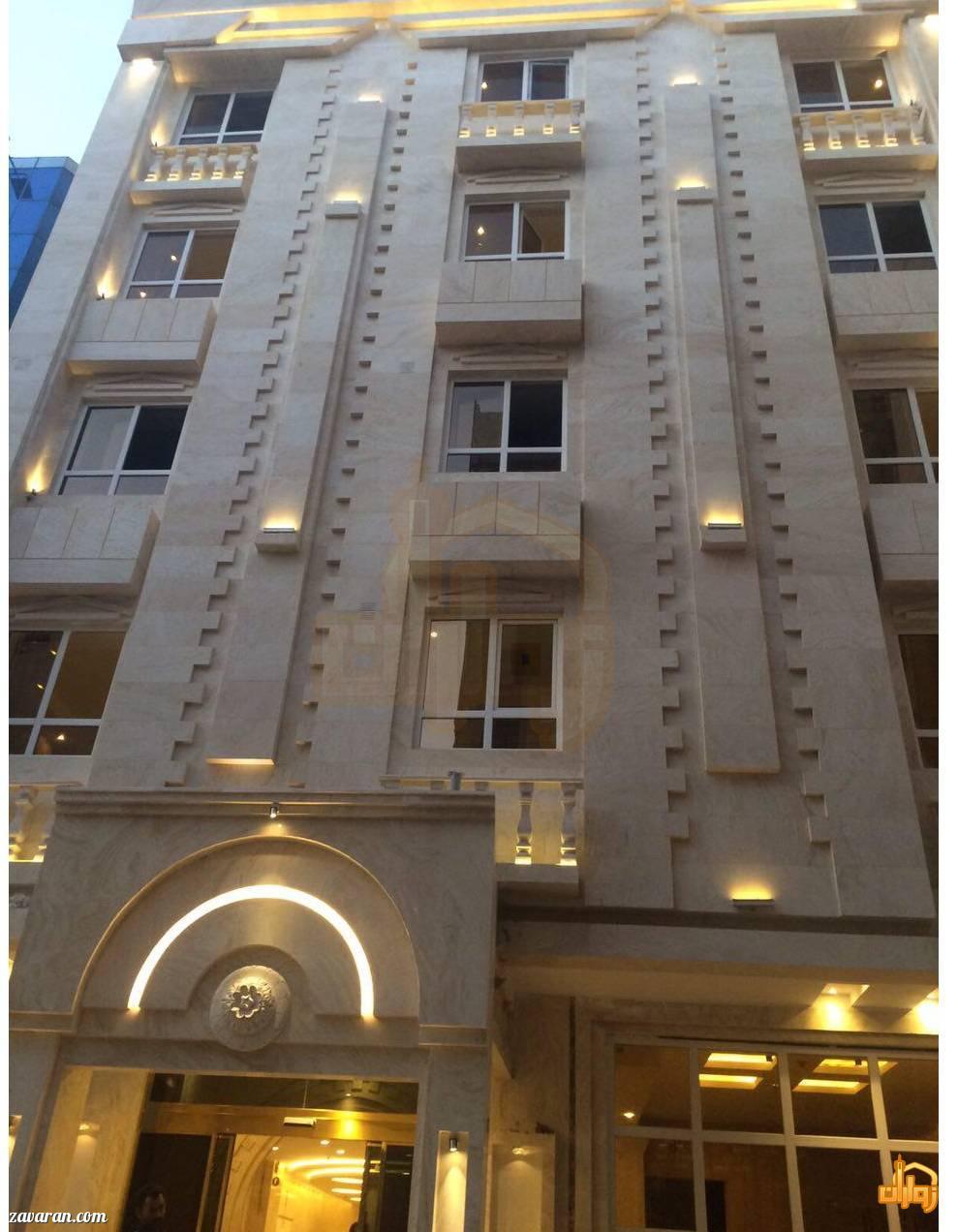 هتل آپارتمان پارادایس مشهد
