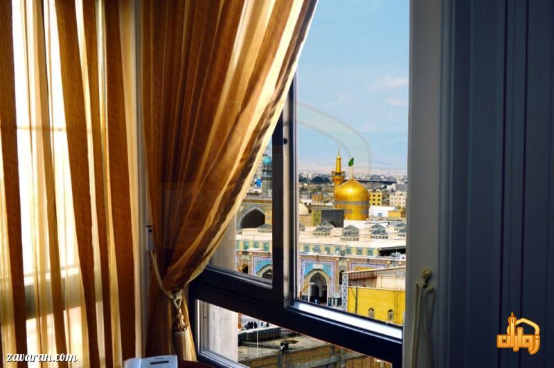 بهترین هتل آپارتمانهای مشهد