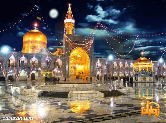 معرفی هتل شارستان طلایی مشهد
